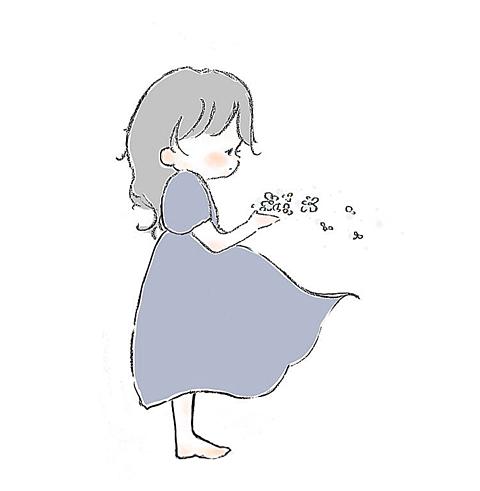 勿忘草の画像(プリ画像)