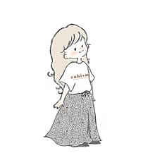ファッションイラストの画像(淡色女子に関連した画像)