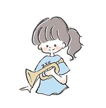 吹奏楽部の画像(トランペットに関連した画像)