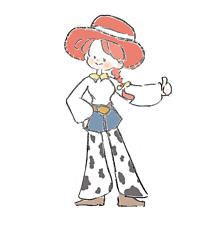 Jessie !!🐄の画像(#トイストーリーに関連した画像)