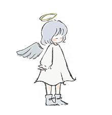 消えそうな天使.*°の画像(淡色女子に関連した画像)