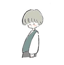 green boy.🥑🌿の画像(マッシュ イラストに関連した画像)