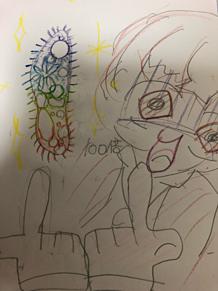 虹色のゾウリムシの画像(毒キノコに関連した画像)