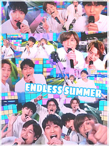 ENDLESS SUMMER  プリ画像