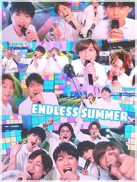 ENDLESS SUMMER の画像(プリ画像)