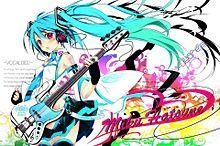 musicミクちゃんの画像(プリ画像)