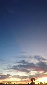 朝焼けの画像(朝に関連した画像)