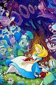 不思議の国のアリスの画像(プリ画像)