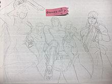 途中過程〜の画像(ブラックラグーンに関連した画像)