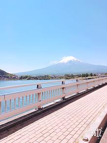 富士山 プリ画像