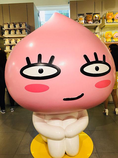 韓国行ってきた( 「¯•ω•¯ )「<あばー!の画像 プリ画像