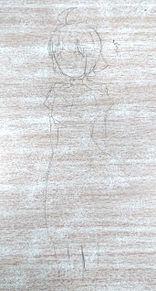 授業中に机に落描きなんて悪い子…の画像(プリ画像)