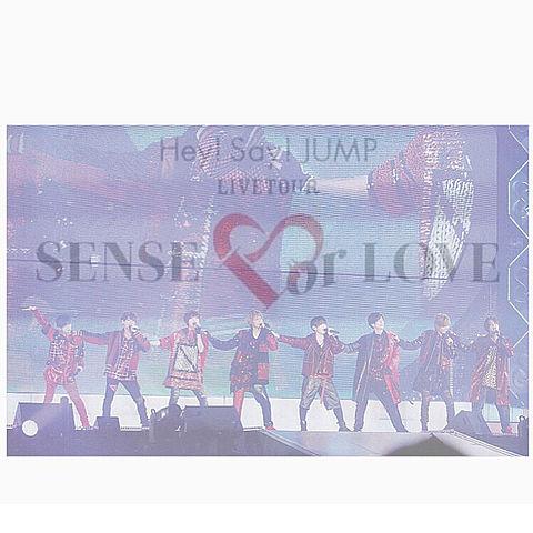 SENSE or LOVE❤Hey! Say! JUMPの画像(プリ画像)