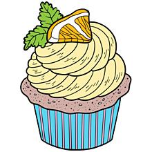 アイコンなどにの画像(カップケーキに関連した画像)