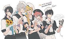 ☁️ArS × RE:BERSERK☁️の画像(アイ★チュウに関連した画像)