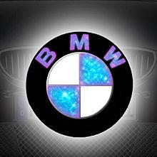 BMW 青ラメ背景 ピンクボカシの画像(ボカシに関連した画像)