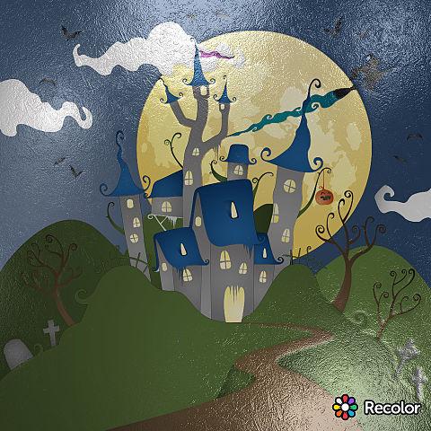 魔女の館の画像 プリ画像