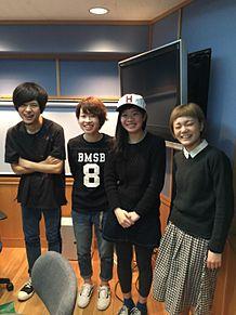 セイヤさん×SHISHAMO!!! part2の画像(FM802に関連した画像)