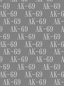 AK-69背景待受画像 白(灰)系の画像(プリ画像)