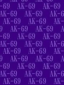 AK-69背景待受画像 藍色系の画像(プリ画像)