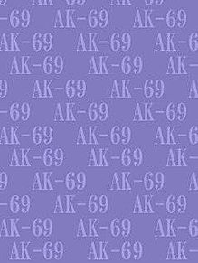 AK-69背景待受画像 藍色系 パステル系の画像(プリ画像)