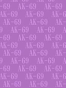 AK-69背景待受画像 紫系 パステル系の画像(プリ画像)