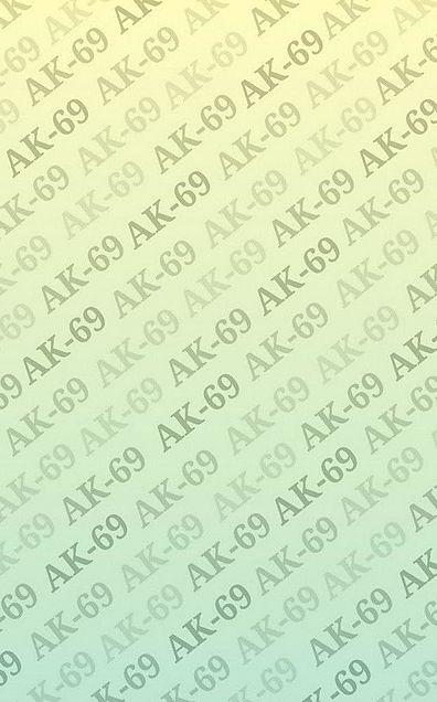 AK-69 壁紙 No007-3の画像 プリ画像