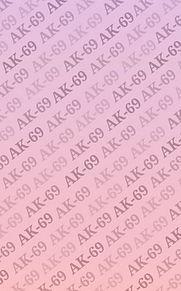 AK-69 壁紙 No007-7 プリ画像