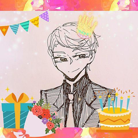 フィツさんお誕生日おめでとう!!の画像(プリ画像)