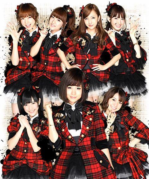 AKB48 チームサプライズ 神7 あっちゃんセンター[15422474]|完全無料 ...