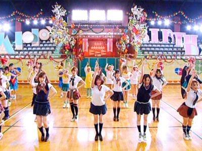 AKB48  涙サプライズ  PV