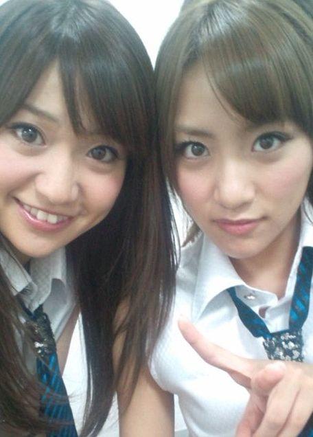 高橋みなみ たかみな 大島優子 ゆうみな AKB48の画像 プリ画像