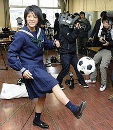 「京川舞 中学」の画像検索結果