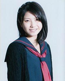 横山由依 おたべ AKB48 プリ画像