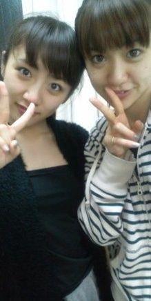 AKB48 大島優子・高橋みなみ すっぴんの画像 プリ画像