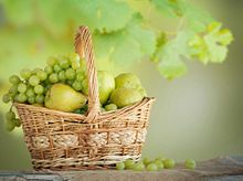 秋のフルーツ (マイコレ・保存はイイネ!)の画像(プリ画像)
