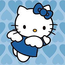 天使 キティ  (マイコレはポチ押す)の画像(プリ画像)
