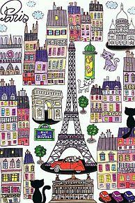パリの名所  (マイコレはポチ押す)の画像(プリ画像)