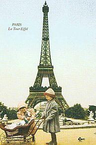 レトロ*パリの想い出  (マイコレはポチ押す)の画像(プリ画像)