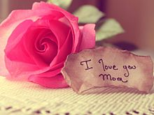 I  Love  You  Mom (マイコレはポチ押す)の画像(プリ画像)