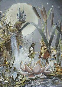 妖精の国のプリンス&プリンセス  (マイコレはポチ押す)の画像(プリ画像)