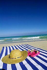 想い出のビーチ  (マイコレはポチ押す)の画像(プリ画像)