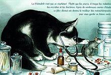 猫のドクター  (マイコレはポチ押す)の画像(プリ画像)
