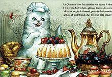 猫のメイド  (マイコレはポチ押す)の画像(プリ画像)