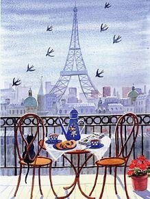 パリの日常  (マイコレはポチ押す)の画像(プリ画像)