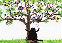 小鳥のコーラス  (マイコレはポチ押す)の画像(プリ画像)