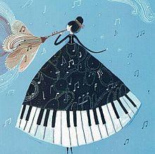 ピアノのドレス  (マイコレはポチ押す)の画像(プリ画像)