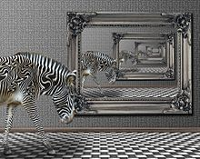 ゼブラの部屋  (マイコレはポチ押す) プリ画像
