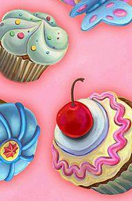 カップケーキ  (マイコレはポチ押す)