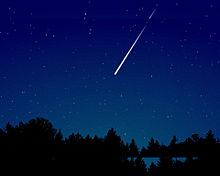 流れ星🌠  彗星  ほうき星🌠  幻想的の画像(ほうき星に関連した画像)